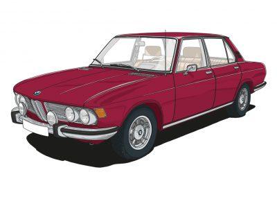 BMW E3 2800