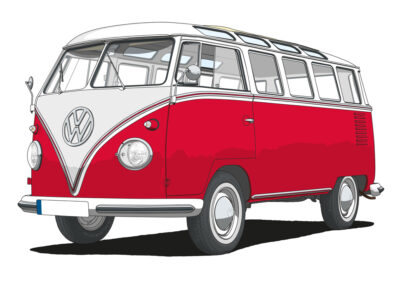 VW Bulli T1 Samba