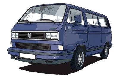 VW Blli T3 Limited