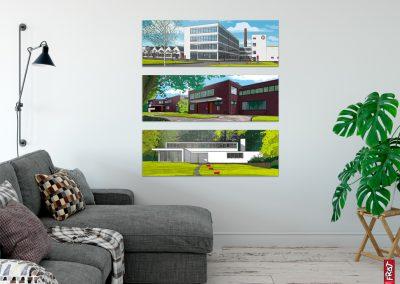 Longboards Bauhaus