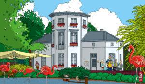 Krefeld-Bockum · Haus Grotenburg