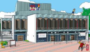 Krefeld-Mitte · Stadttheater