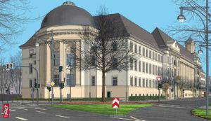 Krefeld-Mitte · Amtsgericht