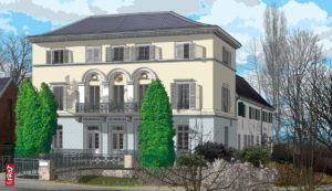 Krefeld-Bockum · Haus Sollbrüggen