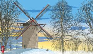 Krefeld-Oppum · Geißmühle