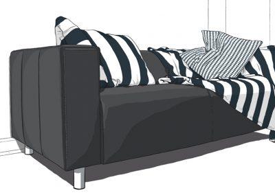 No. 2 · Meine neue Couch