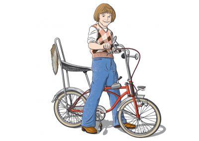 No. 9 · Bonanza Bike