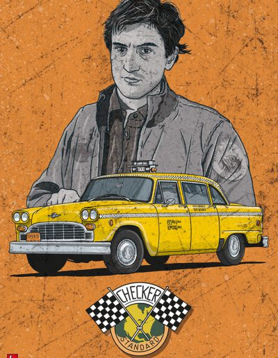 Moviecar Taxi Driver