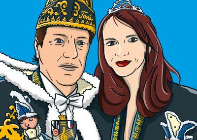 Toni und Verena, 2012