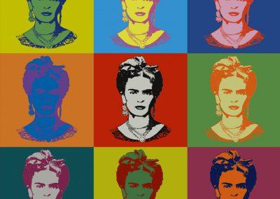 Warhol Kahlo