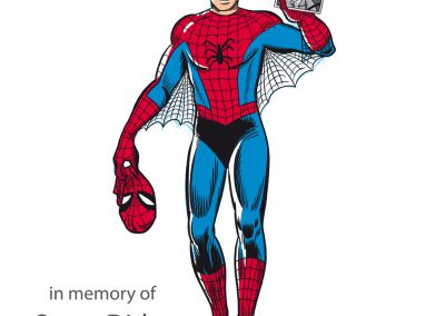 In Memory of Steve Ditko