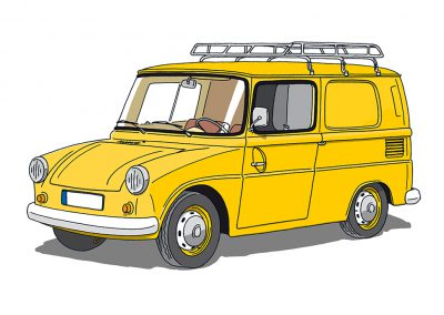 "VW ""Fridolin"" Typ 147"
