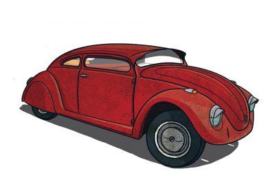 VW Käfer Retro