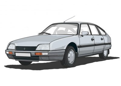 Citreon CX Turbo 2