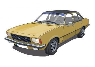 Opel Kommodore
