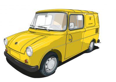 VW Typ 147 Fridolin