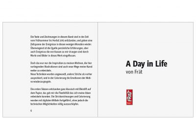 Buch A Day in Life 02