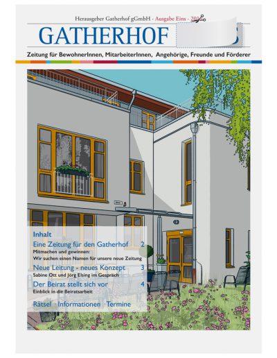 Kundenmagazin Gatherhof