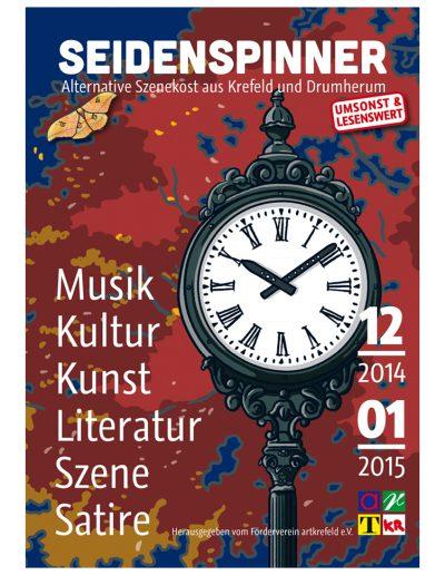 SeidenSpinner 12/14 01/15