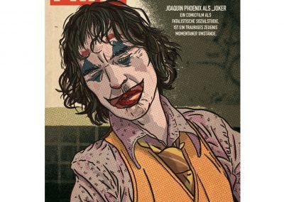 Joquin Phoenix als Joker