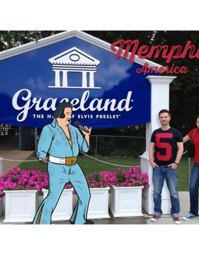 ... aus Graceland
