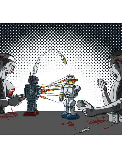 Roboterkrieg