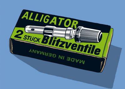 03 Alligator