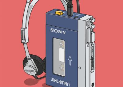 40 Walkman